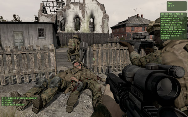 ARMA II: Armed Assault Demo – ミッションエディットこそ真骨頂
