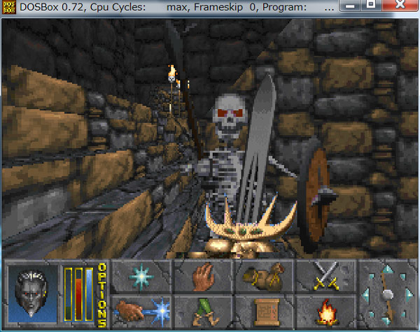 The Elder Scrolls:Daggerfall – 欲望と煩悩が散漫