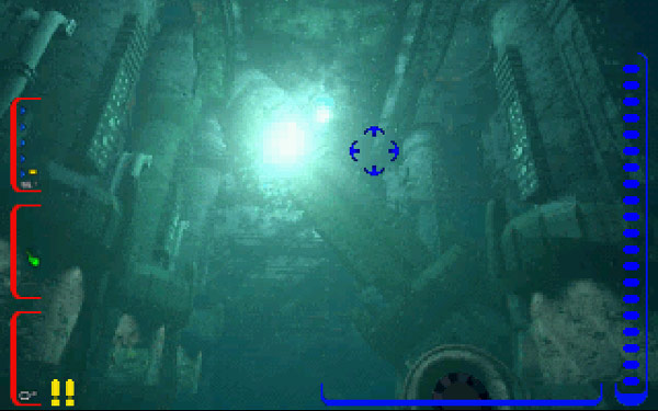 古臭さはあるけど、幻想的な深海の描写は素敵だよ