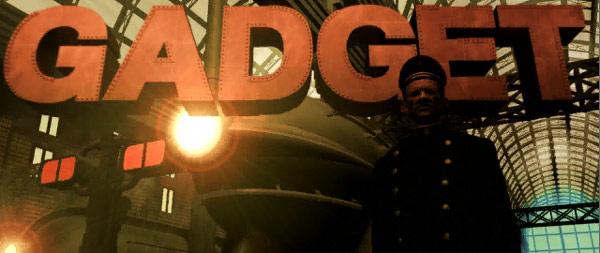 シナジー幾何学の代表作「GADGET」