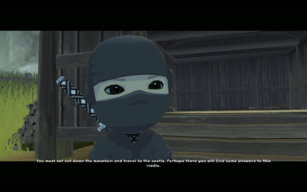 Mini Ninjas – 暗殺繋がり