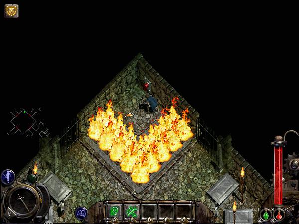 業火壁デスマッチ