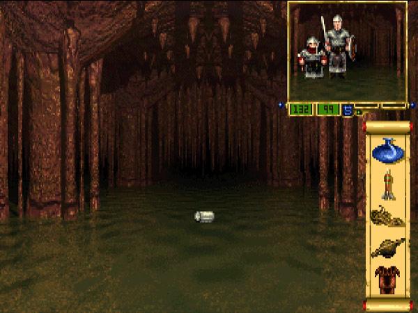 深淵に潜むシリンダー