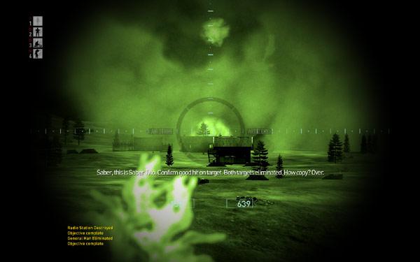 ミッション10は一切戦闘せずにクリア可能