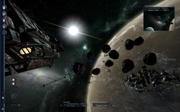 X3:Terran Conflict – お前にはまだ早い(1)