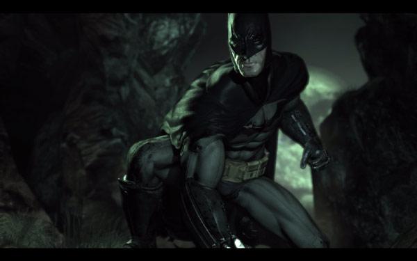 変態蝙蝠男登場
