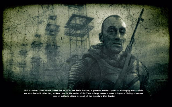 S.T.A.L.K.E.R.: Call of Pripyat – 一見さんお断りのファンディスク(1)