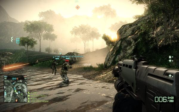 Battlefield Bad Company 2 – 年功序列式接待大戦(1)