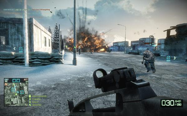 Battlefield Bad Company 2 – 勝利orスコア(2)
