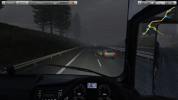 UK Truck Simulator – おいらは渡り鳥(1)