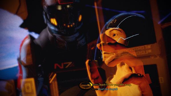 Mass Effect 2 – いきなりクライマックス(1)