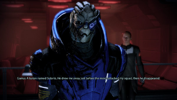Mass Effect 2 – コミュニケーション不全(2)