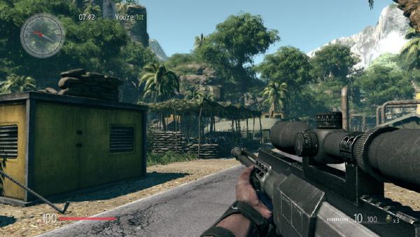 Sniper: Ghost Warrior Demo – 本気(マジ)で私をプレイなさい!