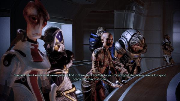 Mass Effect 2 – 犠牲は付き物(クリア)