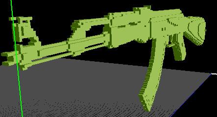 Minecraft Modding – 3Dモデルをインポートする(1)