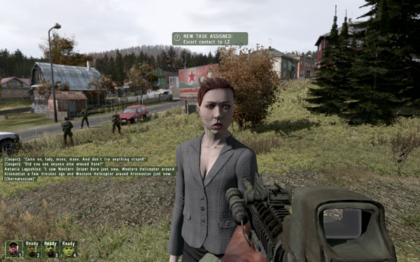 ARMA 2 – 人生はカオス理論(2)