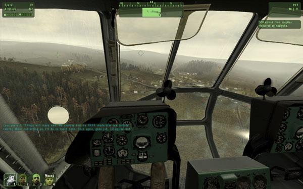 ARMA 2 – 歩兵から司令官まで(5)
