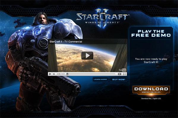 Starcraft 2 Demo