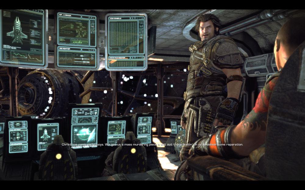Bulletstorm – 芸術的殺戮系FPS(1)