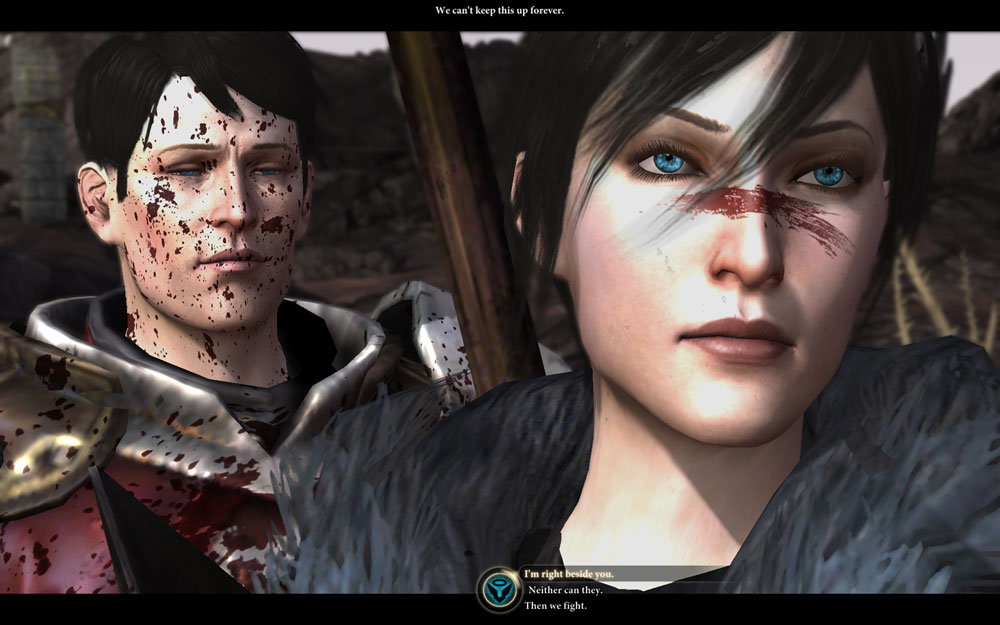 Dragon Age 2 – スタイリッシュメイジアクション(Demo)