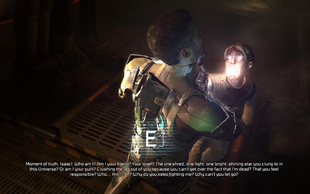 Dead Space 2の感想の時間ですよ