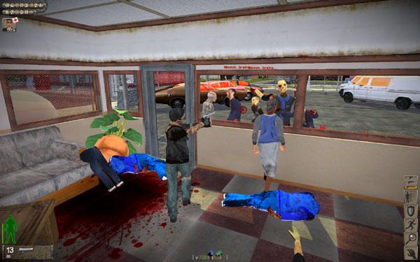 Fort Zombie – 決戦の時は近い(5)