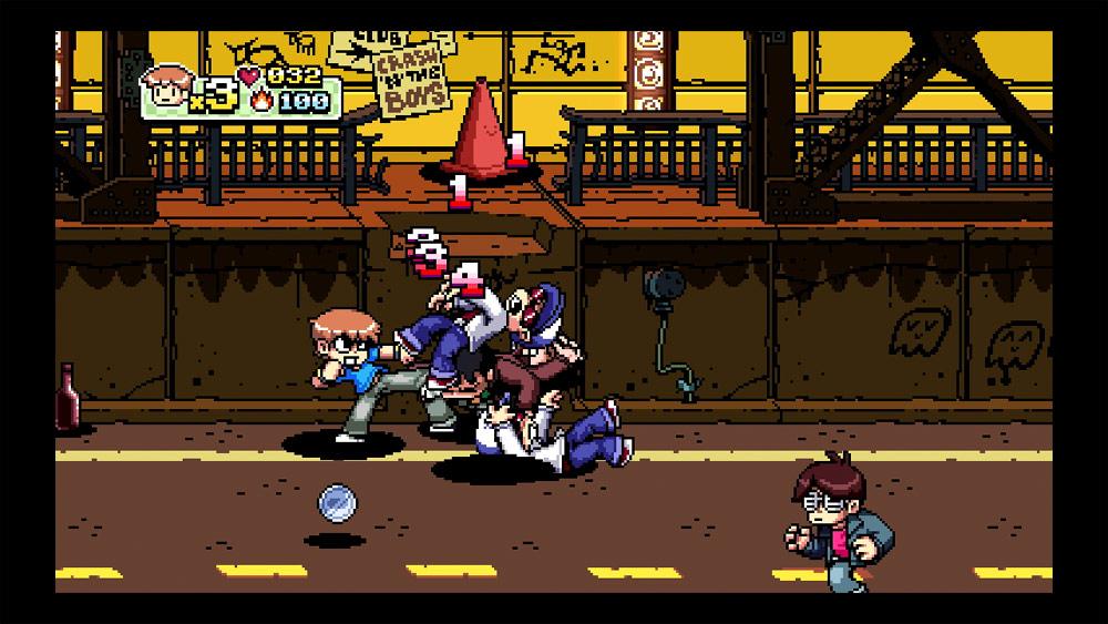 Scott Pilgrim VS The World The Game – 友達と喧嘩しながらリア充爆ぜろと部屋の中心で怨嗟を叫ぶ(1)