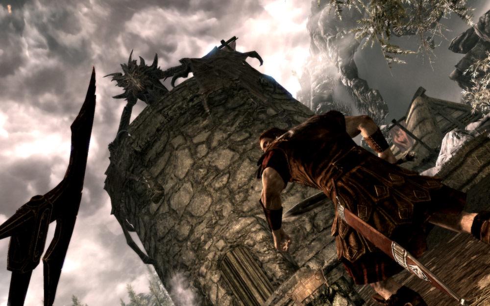 "The Elder Scrolls V: Skyrim – ""期待""は超えないが応えます(1)"