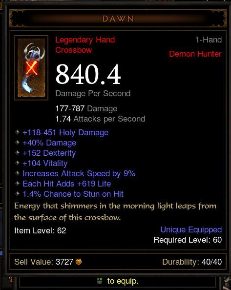 Diablo 3 – もういくつ寝ると1.05(40)