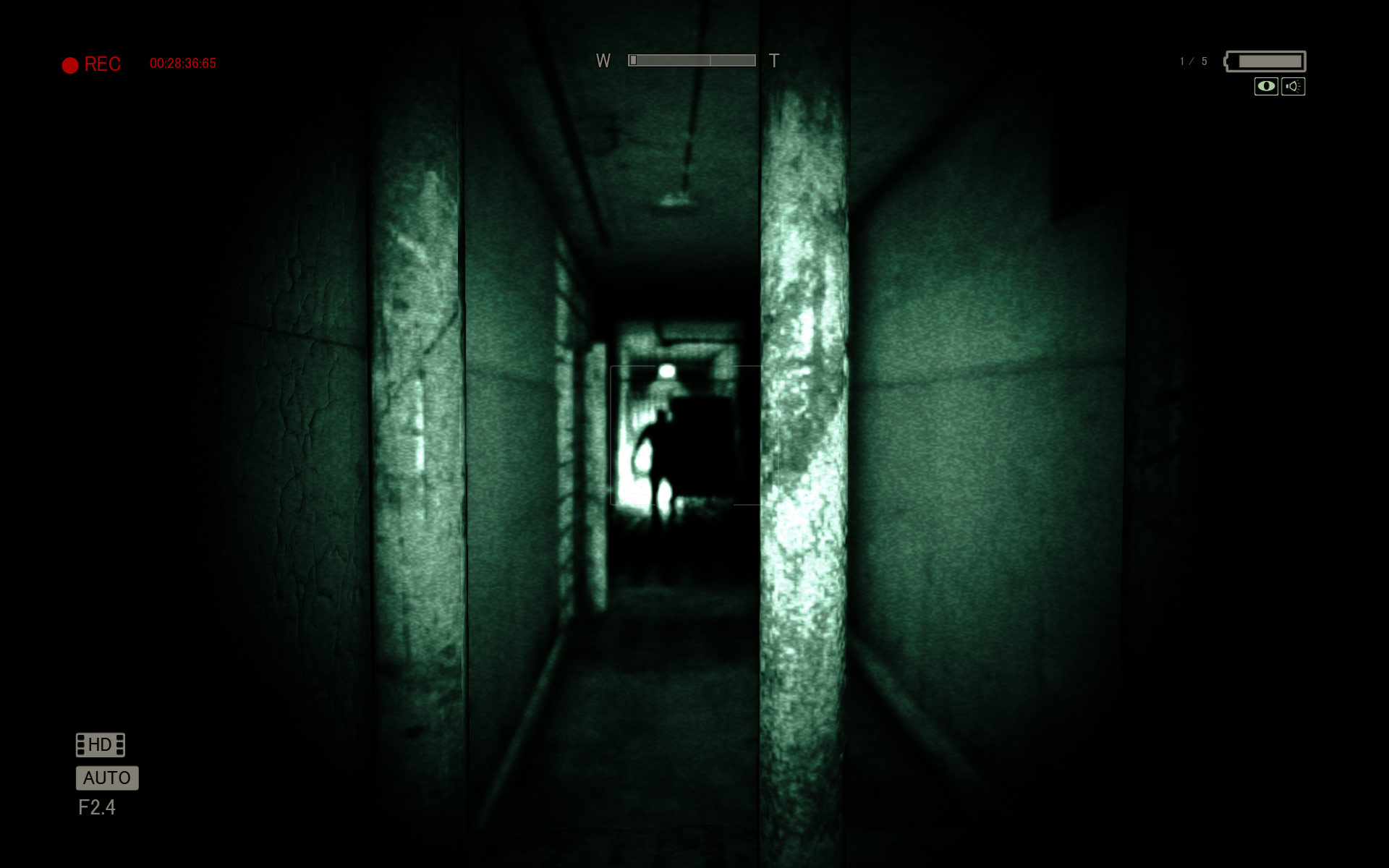 Outlast – 開始30分は上出来(クリア)